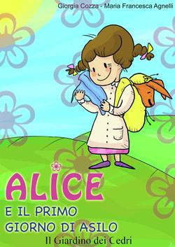 Nei libri per bambini di Alice l'inizio della scuola