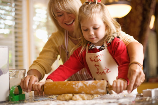 Bambini in cucina e manualità