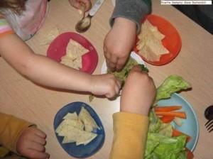 Bambini, ricette vegan e rispetto verso gli animali