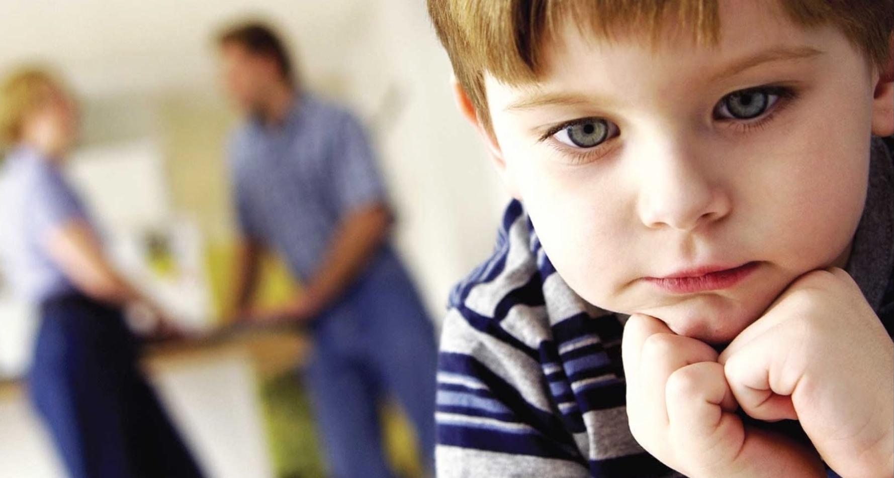 """L'affidamento dei figli coinvolti nella separazione dei genitori è davvero """"condivisione""""?"""