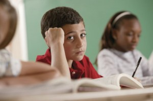 Bambini a scuola e stili di apprendimento
