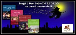 Arriva la Befana! In regalo 4 libri del Bambino Naturale