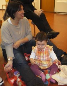 mamma bebè evento bisogni bambini e consumo critico