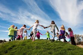 Un luogo dove educare i bambini all'amore e alla libertà