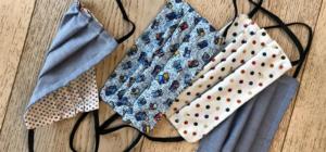 Solidarietà handmade: da Varese arrivano le mascherine cucite a mano