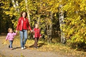 Camminare con i bambini, ma dove?