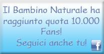 logo facebook fans del bambino naturale