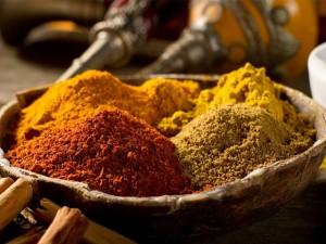spezie per cena indiana alla scuola steineriana