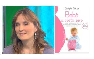 "Giorgia Cozza su Rai1 in veste di esperta di genitorialità e di ""ansie da gestazione"""