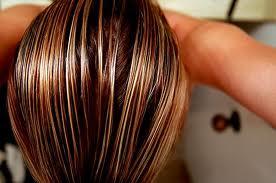 La detersione naturale dei capelli