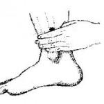 punt caviglia digitopressione gravidanza
