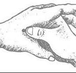 punto mani digitopressione gravidanza