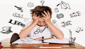 Bambini e dislessia: metodo di studio