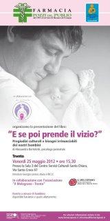 locandina evento su sonno bambini bisogni bambini