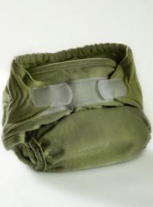 Pannolini lavabili: stoffe e assorbenza