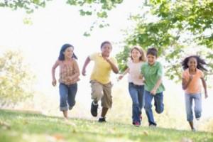 educare alla libertà bambini corrono