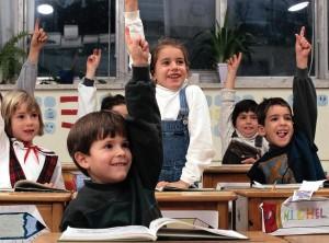 """La """"buona scuola"""" e l'educazione dei bambini"""