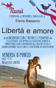 Festeggia l'8 marzo con la pedagogia montessori