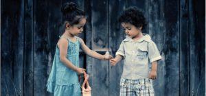 Come coltivare la gratitudine nei bambini (I parte)