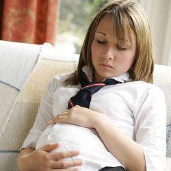 La gravidanza in adolescenza