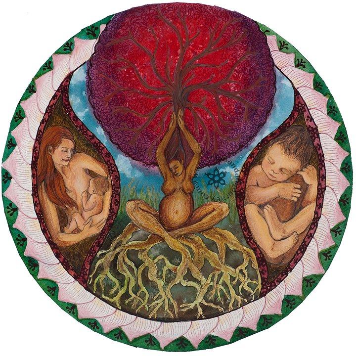 Gravidanza, parto e allattamento con l'ostetrica per la Festa della mamma