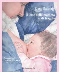 copertina libro omaggio latte materno