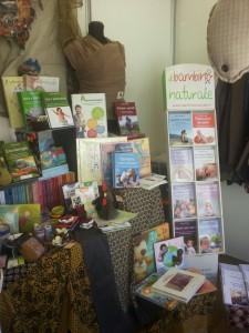 I libri del Bambino Naturale a Festambiente!