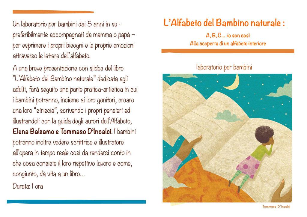 Imparare l'alfabeto delle emozioni, laboratorio per bambini a Bologna