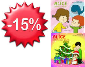 sconto libri illustrati storie alice