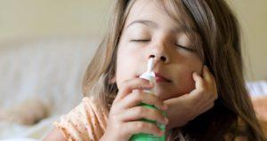 Sui lavaggi nasali per bambini