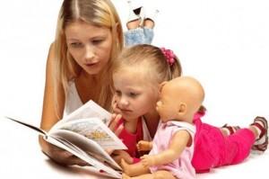 Leggere ai bambini, un gesto d'amore