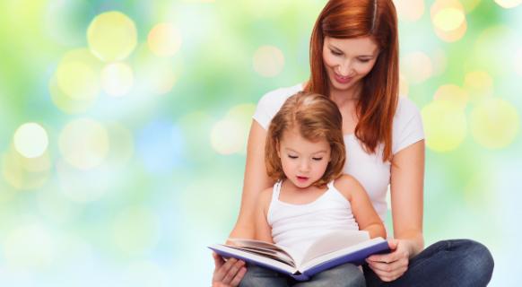 """Leggere insieme ai bambini: un """"pieno"""" di benessere"""