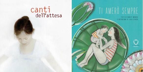 I nuovi libri illustrati sulla gravidanza e l 39 amore for Ordinare libri on line