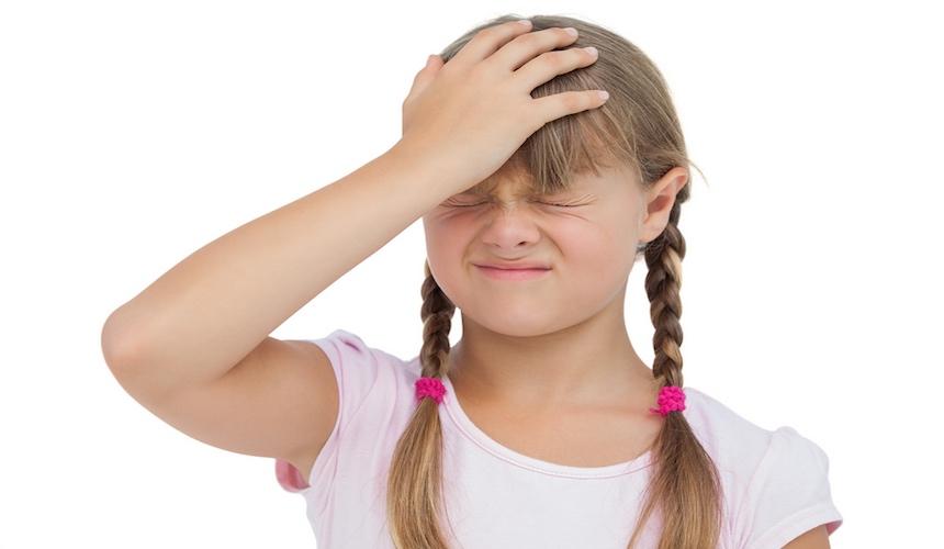 La Cefalea Colpisce Anche I Bambini Bambino Naturale