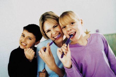 La salute dei bambini in un…sorriso