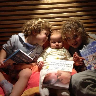 Fratellino in arrivo? Il libro batte tutti i record!