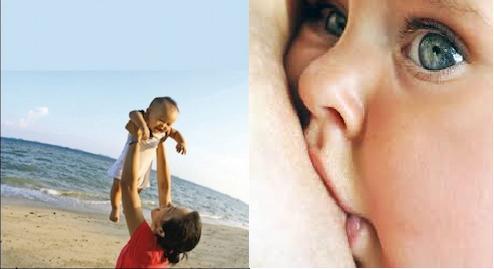 Latte materno ed educazione Montessori a Bolzano