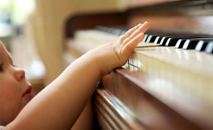 Musica e bambini: Canta ancora, cantami ancora!