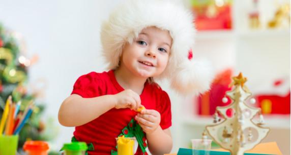 Immagini Bambini E Natale.Mammealnaturale E Un Natale Creativo Con I Bambini Bambino