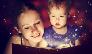C'era una volta una neomamma e i libri del Bambino Naturale