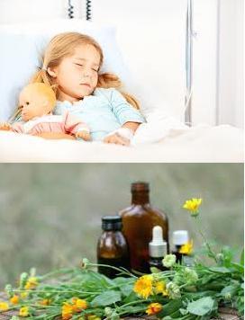 I fiori di Bach per il bambino in ospedale