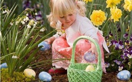 Prepara la Pasqua con i bambini!