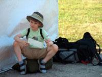 Viaggiare con i bambini: il passaporto