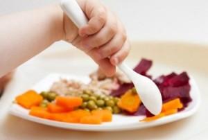Salute dei bambini, l'alimentazione giusta