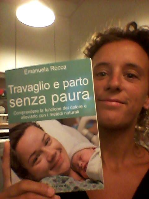 Parto naturale senza paura con Emanuela Rocca