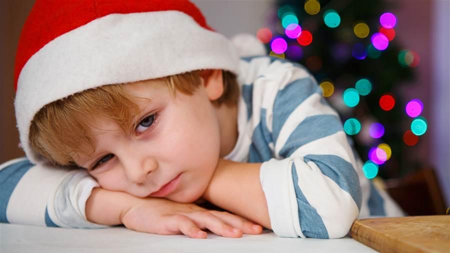 Le vacanze di Natale per i bambini con genitori separati