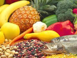 salute alimentare frutta verdura pesce