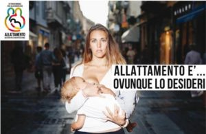 Settimana per l'Allattamento Materno, le parole di Giorgia Cozza a Torino
