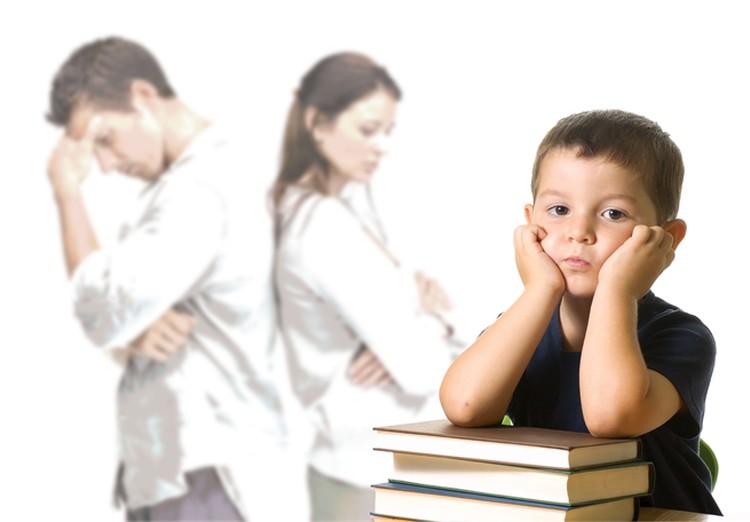 La scuola per i bambini con genitori separati