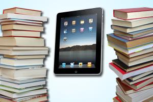 libri scolastici digitali ipad
